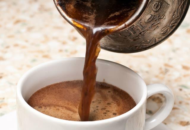 Günde 2 bardak kahve içen erkeklerin spermleri...
