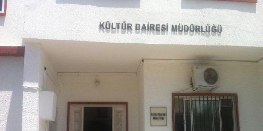 KÜLTÜR DAİRESİ'NDEN 37 DERNEĞE 1 MİLYON TL YARDIM