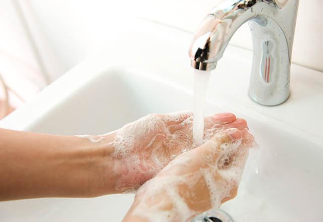 Sürekli el yıkayanlar dikkat!