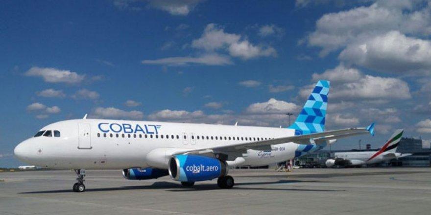 Güney Kıbrıs Hava Yolu Şirketi Cobalt Air İflas Etti