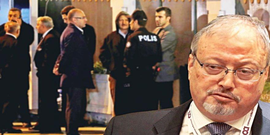 Suudi Yetkili Kaşıkçı Cinayetinin Detaylarını Anlattı