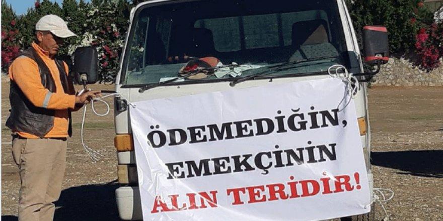 EYLEMCİLER BAKANLIĞA DOĞRU HAREKET ETTİ!