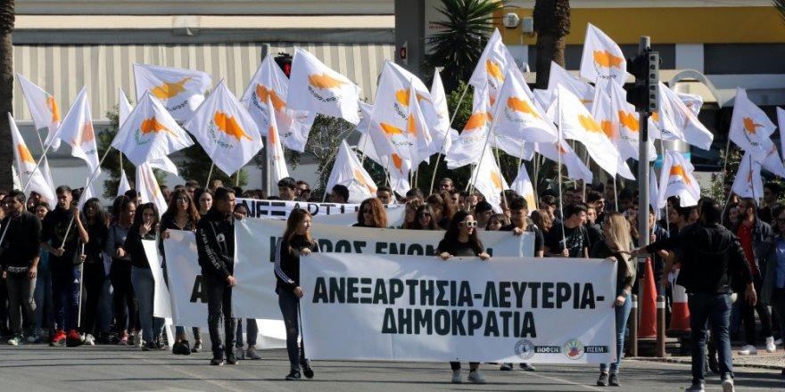 RUM ÖĞRENCİLERDEN 15 KASIM EYLEMİ!