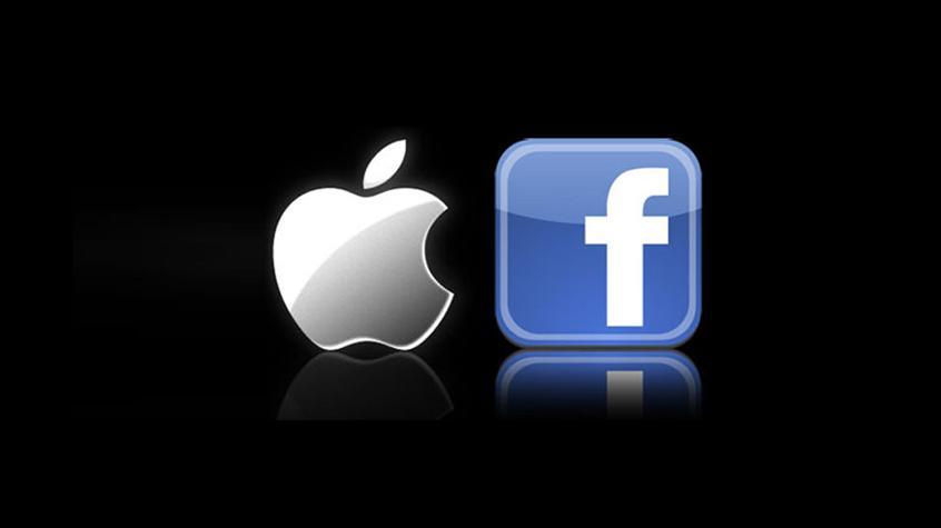 Apple ile Facebook arasında gerilim!