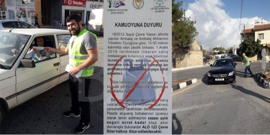 NAYLON POŞETLER 1 ARALIK'TAN İTİBAREN ÜCRETLİ OLUYOR!
