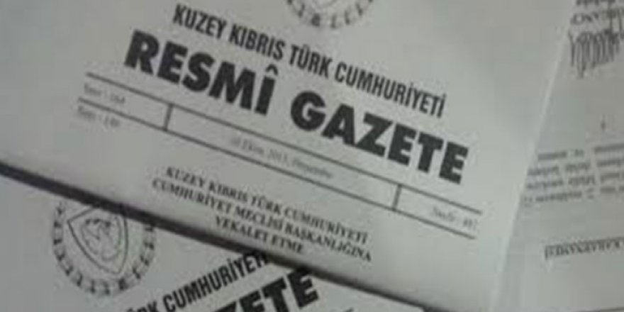 YASA TASARISI KABUL EDİLDİ
