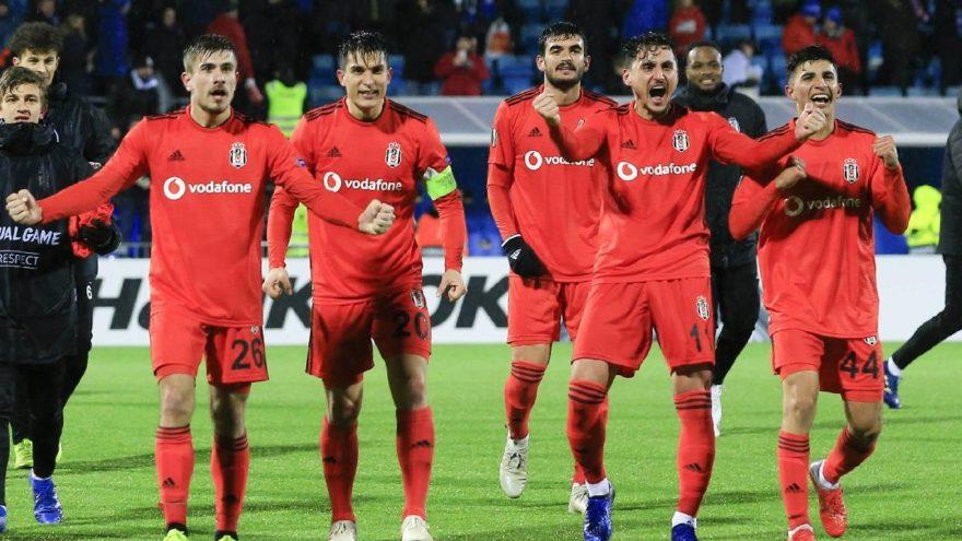 Beşiktaş'tan tarihi geri dönüş!