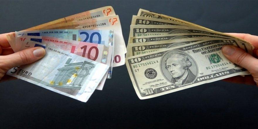 DOLAR VE EURO YENİ HAFTAYA BÖYLE BAŞLADI...