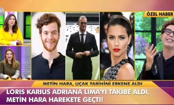 Metin Hara'dan ayrılır ayrılmaz takibe aldı!