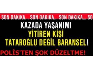 POLİS'TEN ŞOK DÜZELTME!