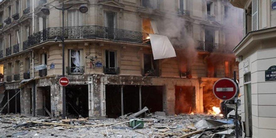 SON DAKİKA | Paris'te patlama!