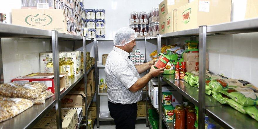 LTB Halk Sağlığı Şubesi 54 iş yerini denetledi