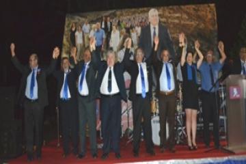 TDP GÜZELYURT MİLLETVEKİLİ ADAYLARI TANITILDI