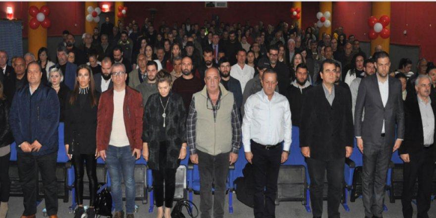 DP LEFKE 11. OLAĞAN İLÇE KONGRESİ GERÇEKLEŞTİ