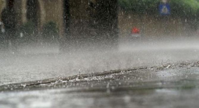 En fazla yağmur  Mehmetçik'te kaydedildi.
