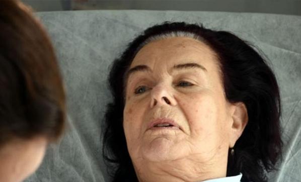 Fatma Girik ameliyat oldu