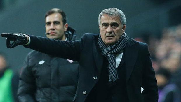 Şenol Güneş Beşiktaşlı taraftarla tartıştı!