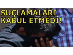 SUÇLAMALARI KABUL ETMEDİ!