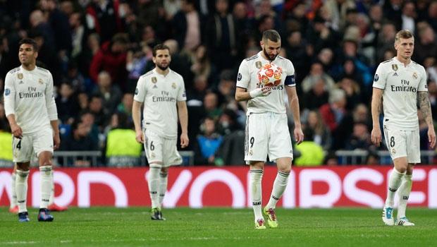 Real Madrid'e büyük şok!