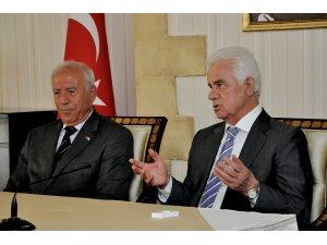 """CUMHURBAŞKANI EROĞLU: """"ÖNCE BİRLİK VE BERABERLİK"""""""