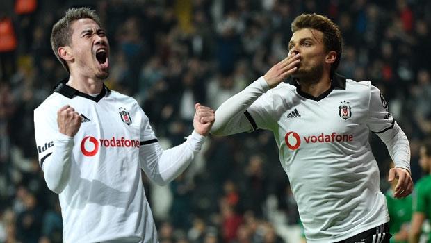 Beşiktaş'tan çifte bomba!
