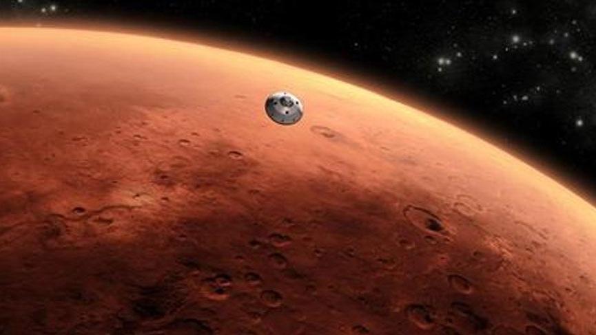 Mars'a gidecek ilk insan bir kadın olabilir