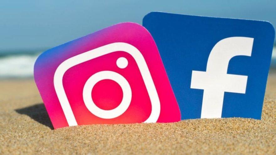 Instagram ve Facebook'ta erişim sorunu!