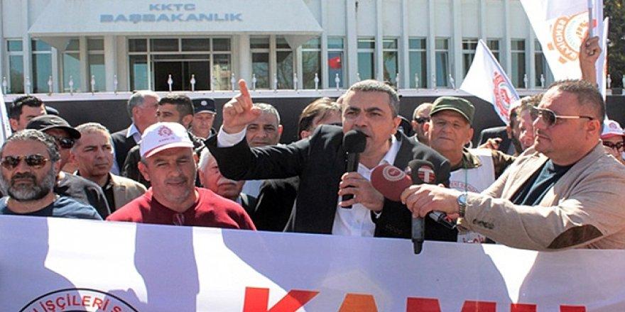 """BİZİ KIRMIZI KART GÖSTERMEYE ZORLAMAYIN!"""