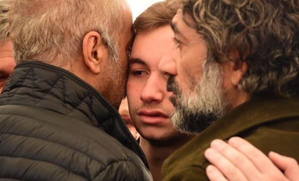 Yılmaz Erdoğan teselli etti!