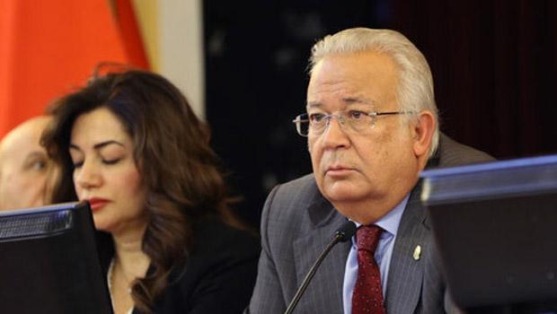 Eşref Hamamcıoğlu'ndan başkanlık açıklaması!