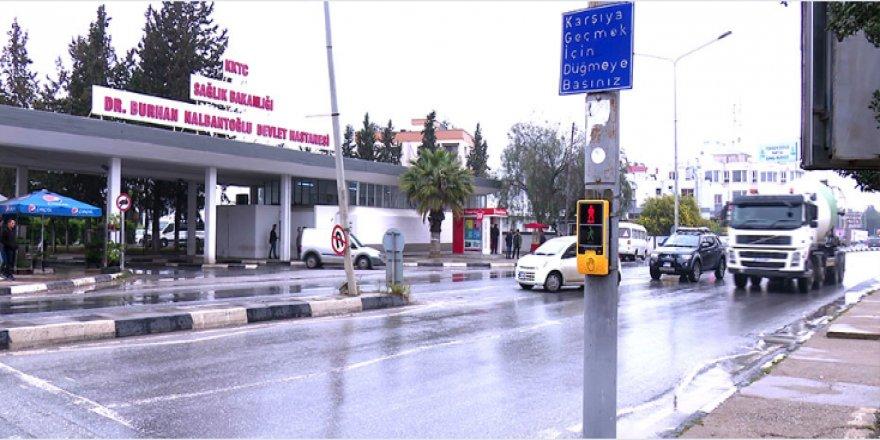 LEFKOŞA'DA SESLİ SİNYALİZASYON