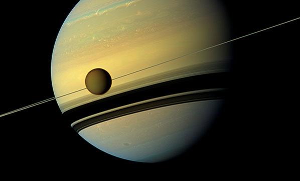 Satürn büyüklüğünde yeni gezegen!