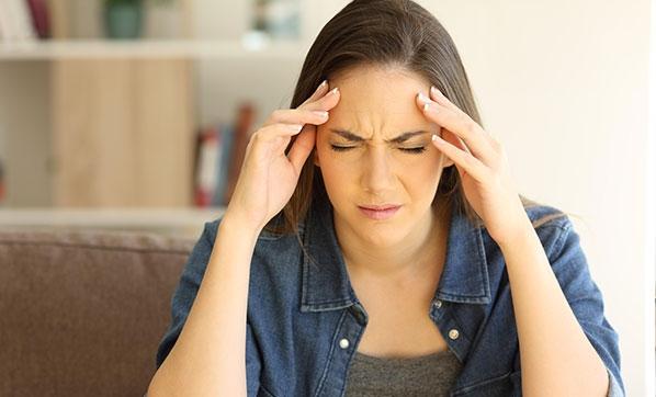 Migren ağrılarına çözüm...