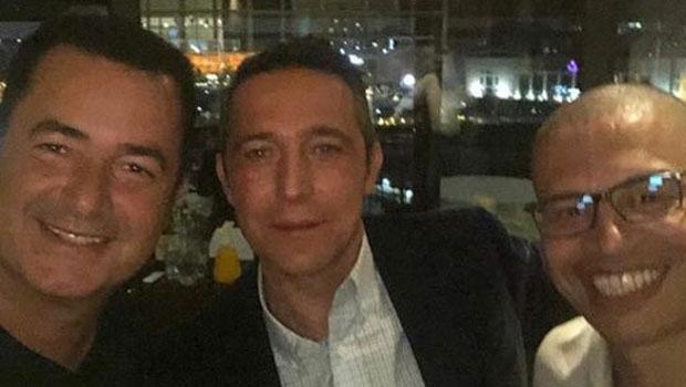 Acun'dan Fenerbahçe açıklaması! Bomba...