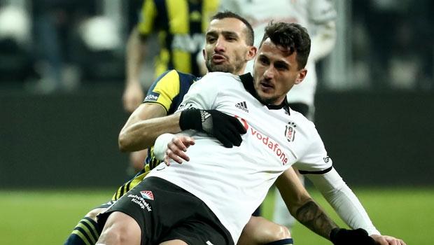 8 yıl sonra Beşiktaş'a veda!