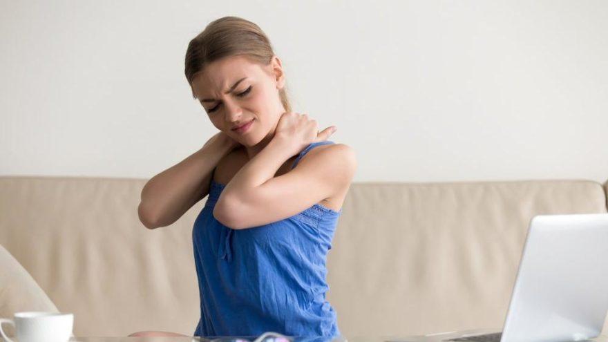 Kronik kas ağrılarınız varsa dikkat!