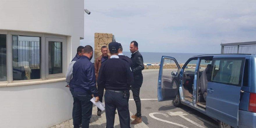 KARPAZ GATE MARİNA'NIN BAZI BÖLÜMLERİ MÜHÜRLENDİ