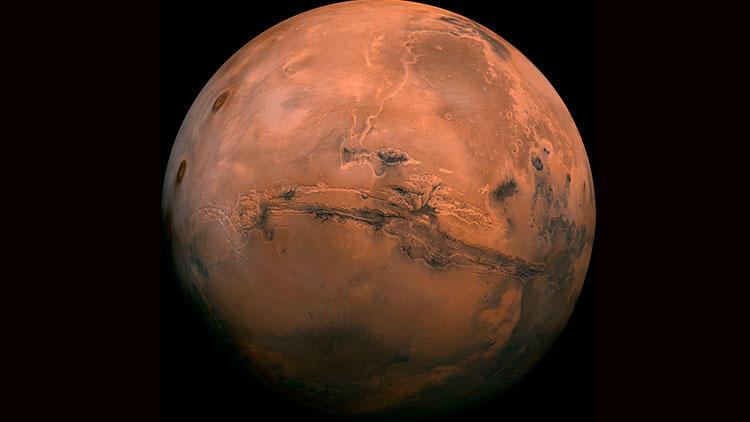 Mars'ta deprem!
