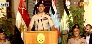 MISIR'DA GEÇİCİ CUMHURBAŞKANI MANSUR, ANAYASA MAHKEMESİ BAŞKANLIĞI İÇİN YEMİN ETTİ