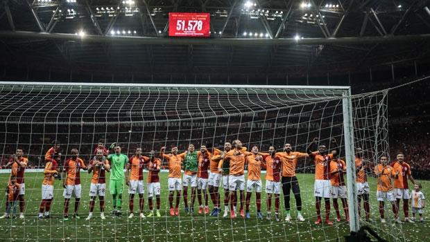 Galatasaray'a derbiden 10 milyon TL!