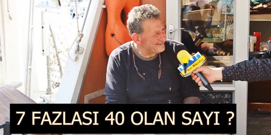 7 Fazlası 40 Olan Sayı Kaçtır - Sarı Mikrofon