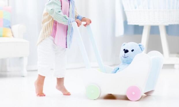 Çocuğunuz böyle yürüyorsa...