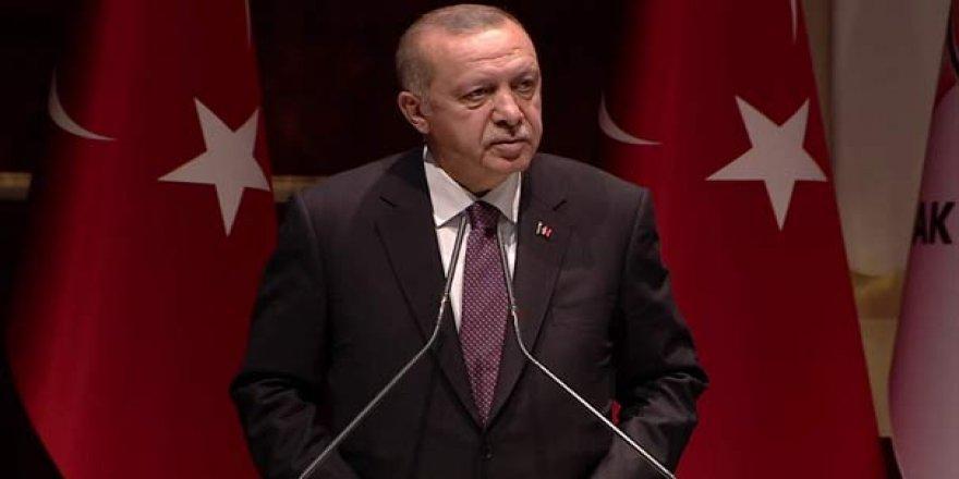 ERDOĞAN'DAN İSTANBUL SEÇİMİ İLE İLGİLİ AÇIKLAMA...