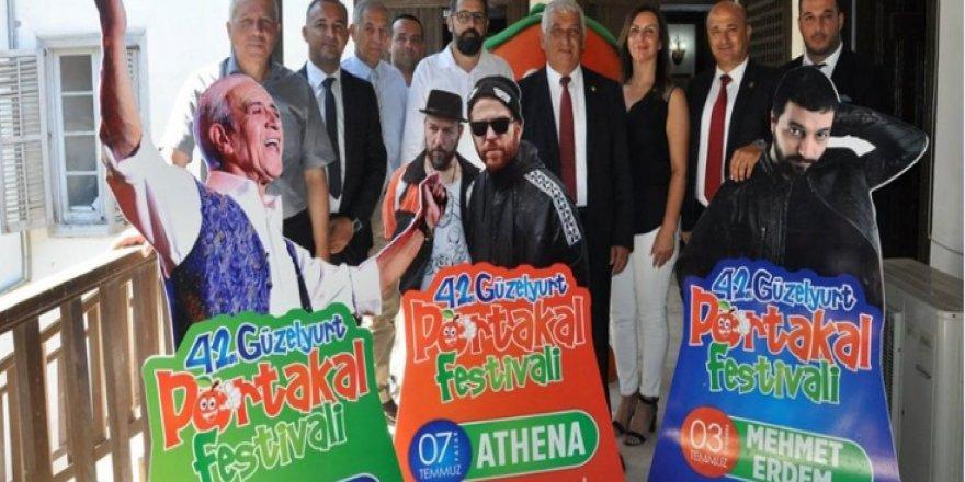 GÜZELYURT PORTAKAL FESTİVALİ BAŞLIYOR!