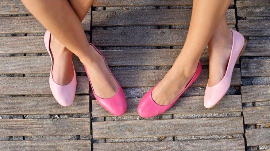 Babet ayakkabı giymek sağlıklı mı?