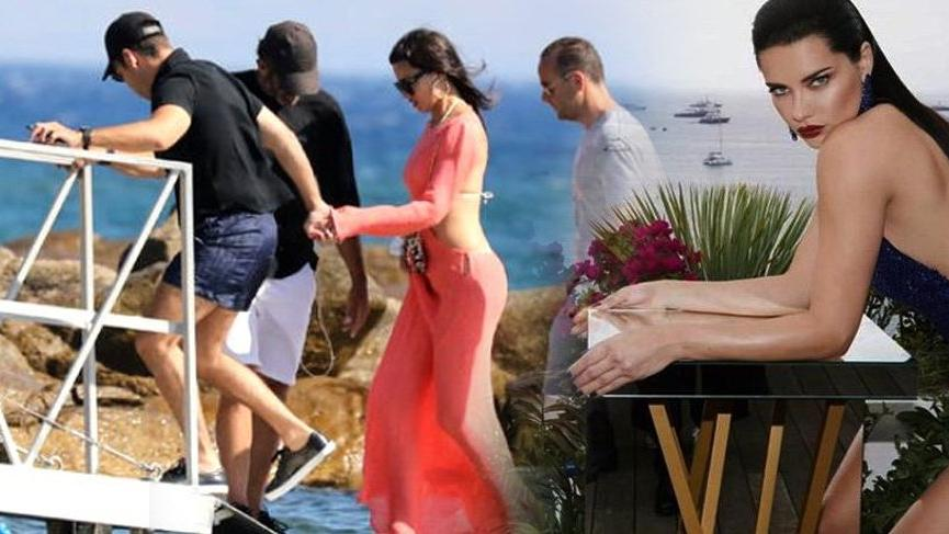 Adriana'ya yeni Türk sevgili!