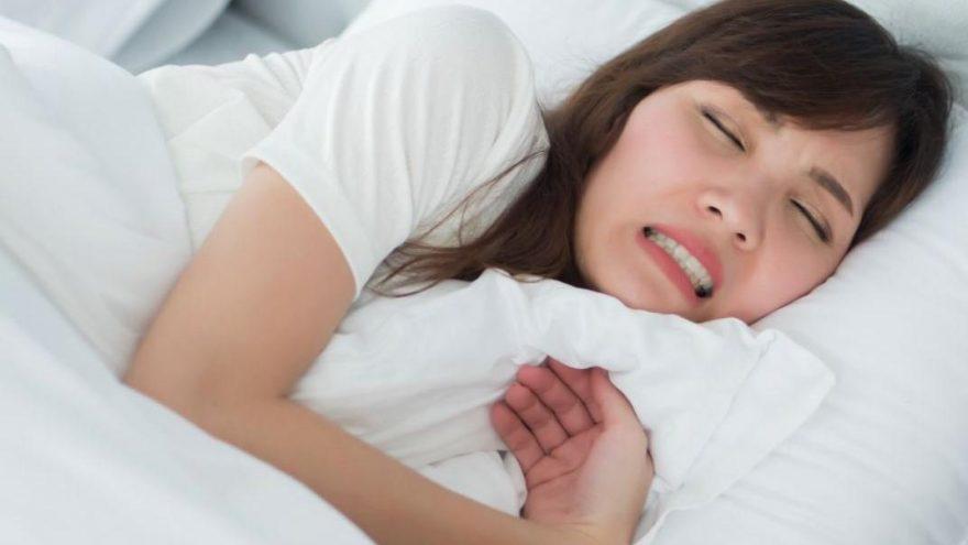Uyurken bunu yapıyorsanız doktora görünün!