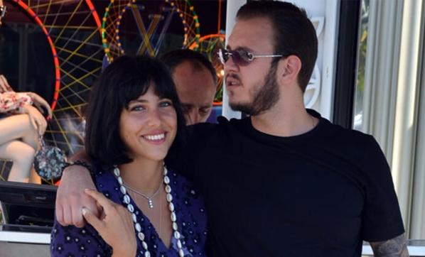 Zehra ve sevgilisinden ilk fotoğraf
