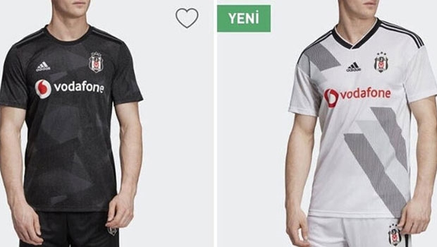 Beşiktaş'ta kriz! Yeni sezon formaları...