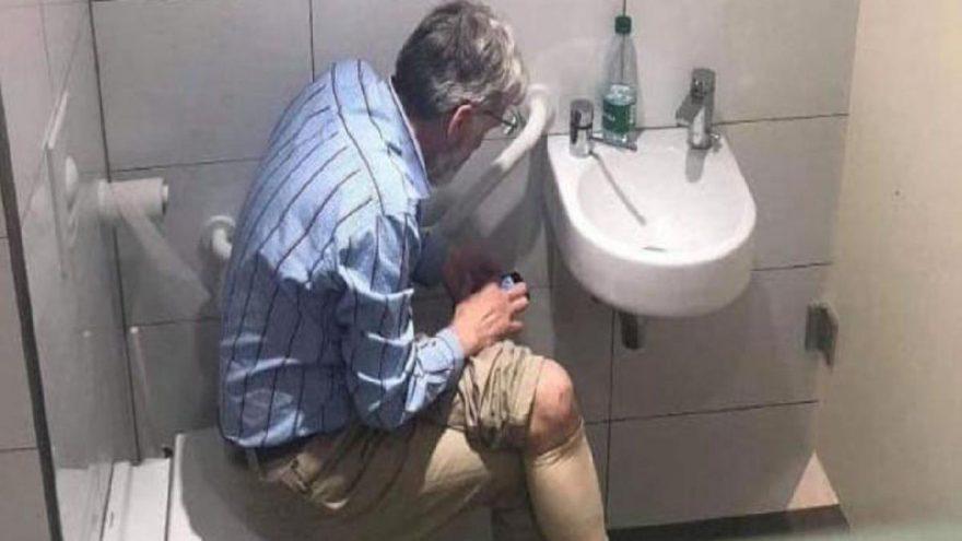 Satranç şampiyonunun foyası ortaya çıktı: Tuvalete gidip…